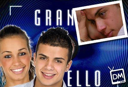 GRANDE FRATELLO 10 MARCO CARMEN ROTTURA