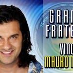 Mauro Marin vince il Grande Fratello