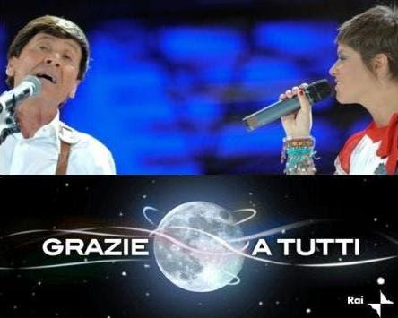 Grazie a Tutti, Gianni Morandi e Alessandra Amoroso