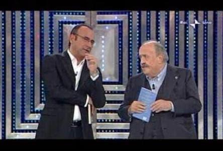 Ascolti tv (imigliorianni_carloconti_mauriziocostanzo)
