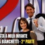 Milo Infante e Lorena Bianchetti