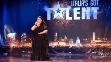 Italia's Got Talent (Carmen Masola)