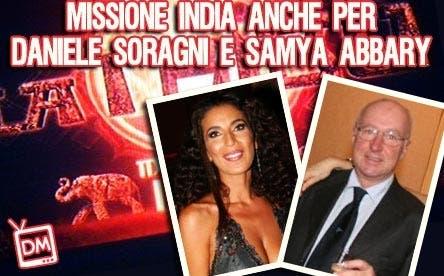 La Tribù Missione India (Daniele Soragni e Samya Abbary)