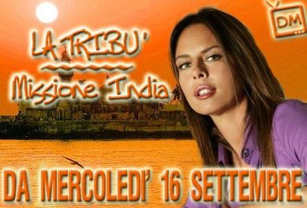 La Tribù - Missione India (Paola Perego)