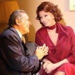 La Mia Casa è Piena di Specchi: Sophia Loren ed Enzo De Caro