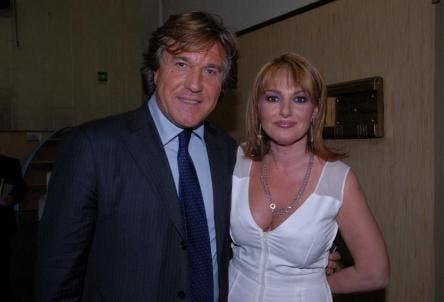 Massimo Liofredi e Monica Setta