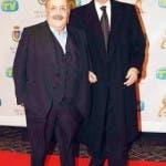 Maurizio Costanzo e Pippo Baudo (Domenica In)