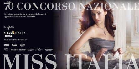Miss Italia 2009 - Locandina