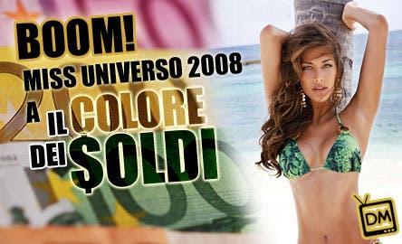 Miss Universo - Il Colore dei Soldi