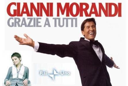 Gianni Morandi (Grazie a tutti)