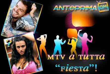 Fiesta - MTV (Cristina del Basso e Paul Baccaglini)