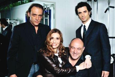 Negli occhi dell'assassino Canale 5 Film Tv