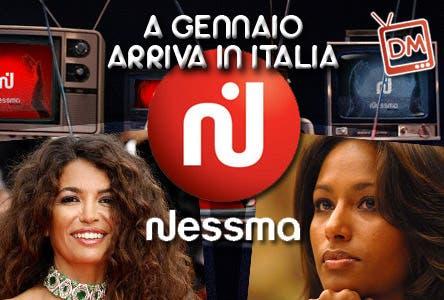Nessma Tv a gennaio in Italia (Ruba Jebreal - Afef Jnifen)