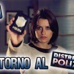 Claudia Pandolfi torna a Distretto di Polizia