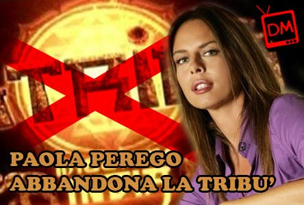 Paola Perego - La Tribù
