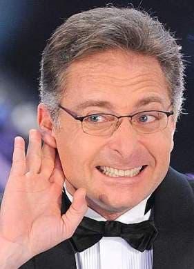 Paolo Bonolis (Fiorello)