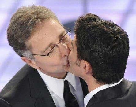 Paolo Bonolis e Luca Laurenti, ascolti tv 21 ottobre 2009