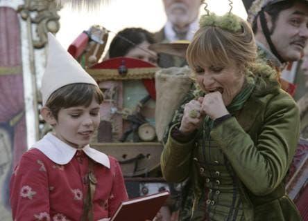 Pinocchio (Luciana Litizzetto) - Ascolti tv domenica 1 novembre