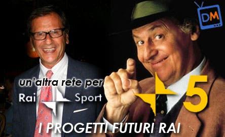 Rai5 e un altro canale RaiSport