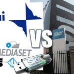 Rai Mediaset Sky Digital Key - Chiavetta Digitale Terrestre