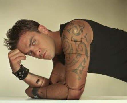 Robbie Williams (Amici)