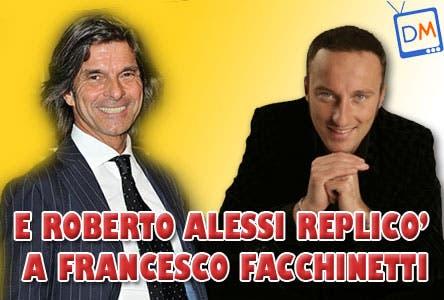 Roberto Alessi - Francesco Facchinetti