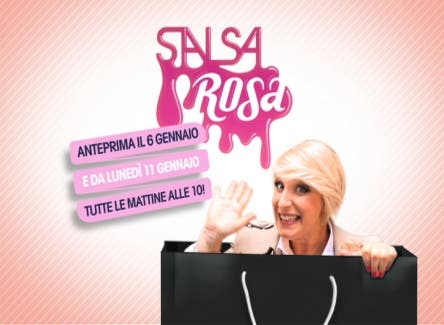 Salsa Rosa (Katia Follesa)