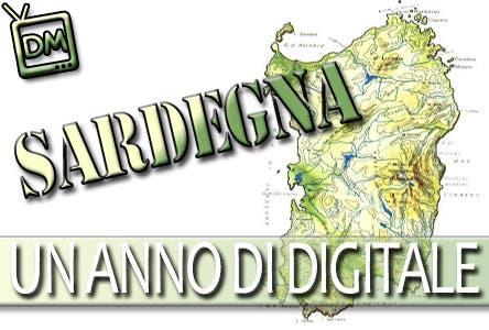 Sardegna, ascolti DTT