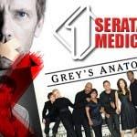 Serata Medical Italia1 (Dr. House e Grey's Anatomy)