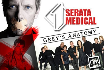 Serata Medical Italia1 (Dr. House e Grey's Anatomy)