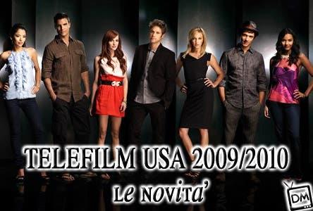 Serie Telefilm USA Novità 2009 2010