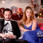 Sex and the City, Tutto in una notte. Claudia Gerini e Fabio Troiano