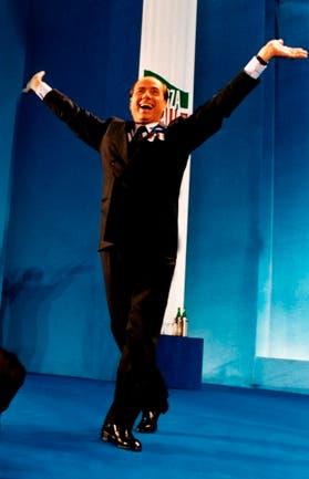 Silvio Berlusconi (Parla con Me)