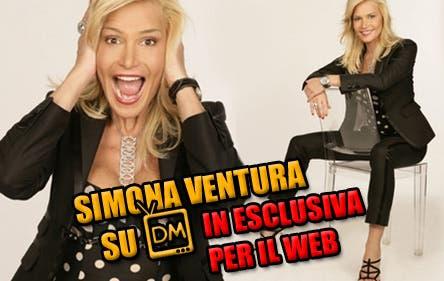 Simona Ventura, intervista