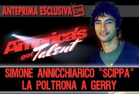 Simone Annicchiarico (America's Got Talent, versione italiana)