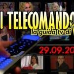Guida TV del 29 Settembre 2009