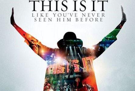 THIS IS IT MICHAEL JACKSON TV ITALIA1 ITALIA UNO