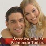 Veronica Olivier e Raimondo Todaro