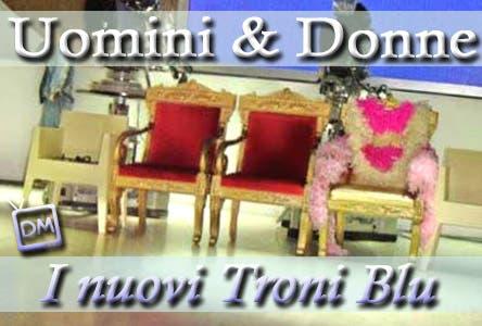 Uomini e Donne (Trono Blu) - Marco Mirra e Giuseppe