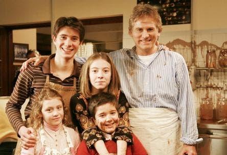 Un medico in famiglia (Giulio Scarpati e figli)