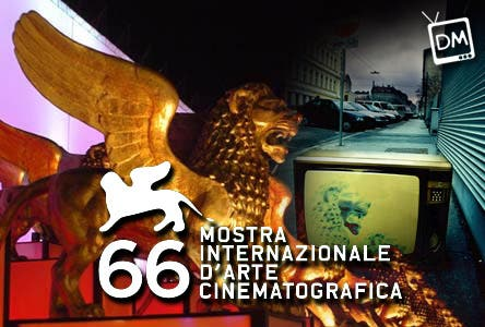 La 66esima Mostra del Cinema di Venezia in Tv