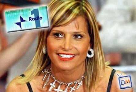 Simona Ventura Radiouno Radio1 Radio