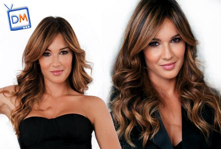 Silvia toffanin nuovo taglio di capelli