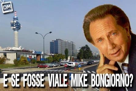 Mike Bongiorno - Viale Europa, Cologno Monzese