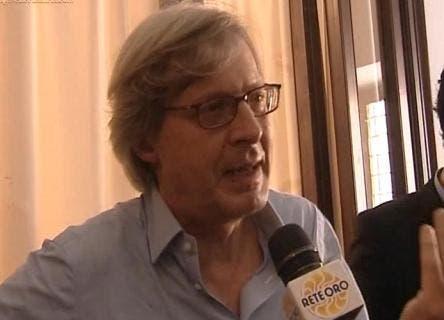 Vittorio Sgarbi (ReteOro)