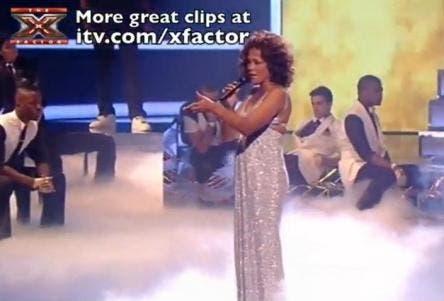 Whitney Houston (XFactor)