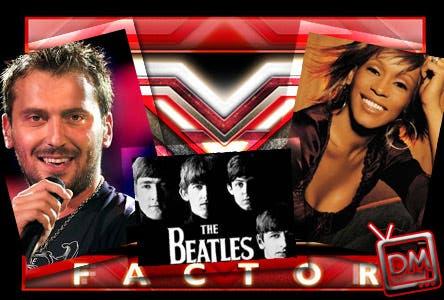 XFactor 3, Whitney Houston