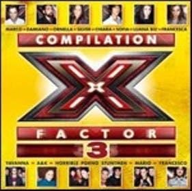 Xfactor 3, compilation