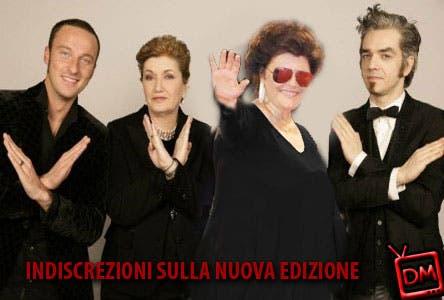 X Factor 3 (Facchinetti, Maionchi, Mori e Morgan)