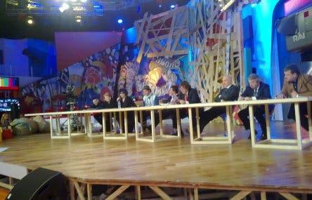 XFactor 3 Conferenza Stampa (2 dicembre 2009)